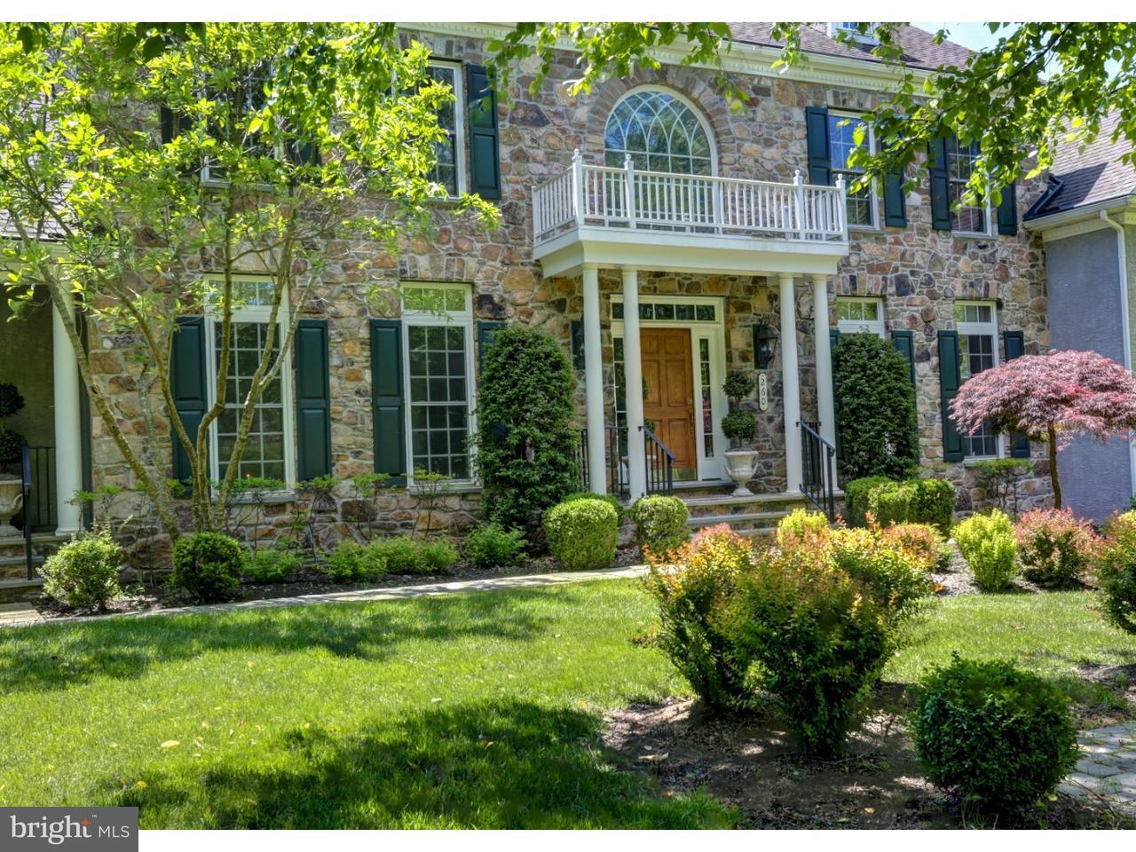 Частный односемейный дом для того Продажа на 260 VALLEY PARK Phoenixville, Пенсильвания 19460 Соединенные Штаты