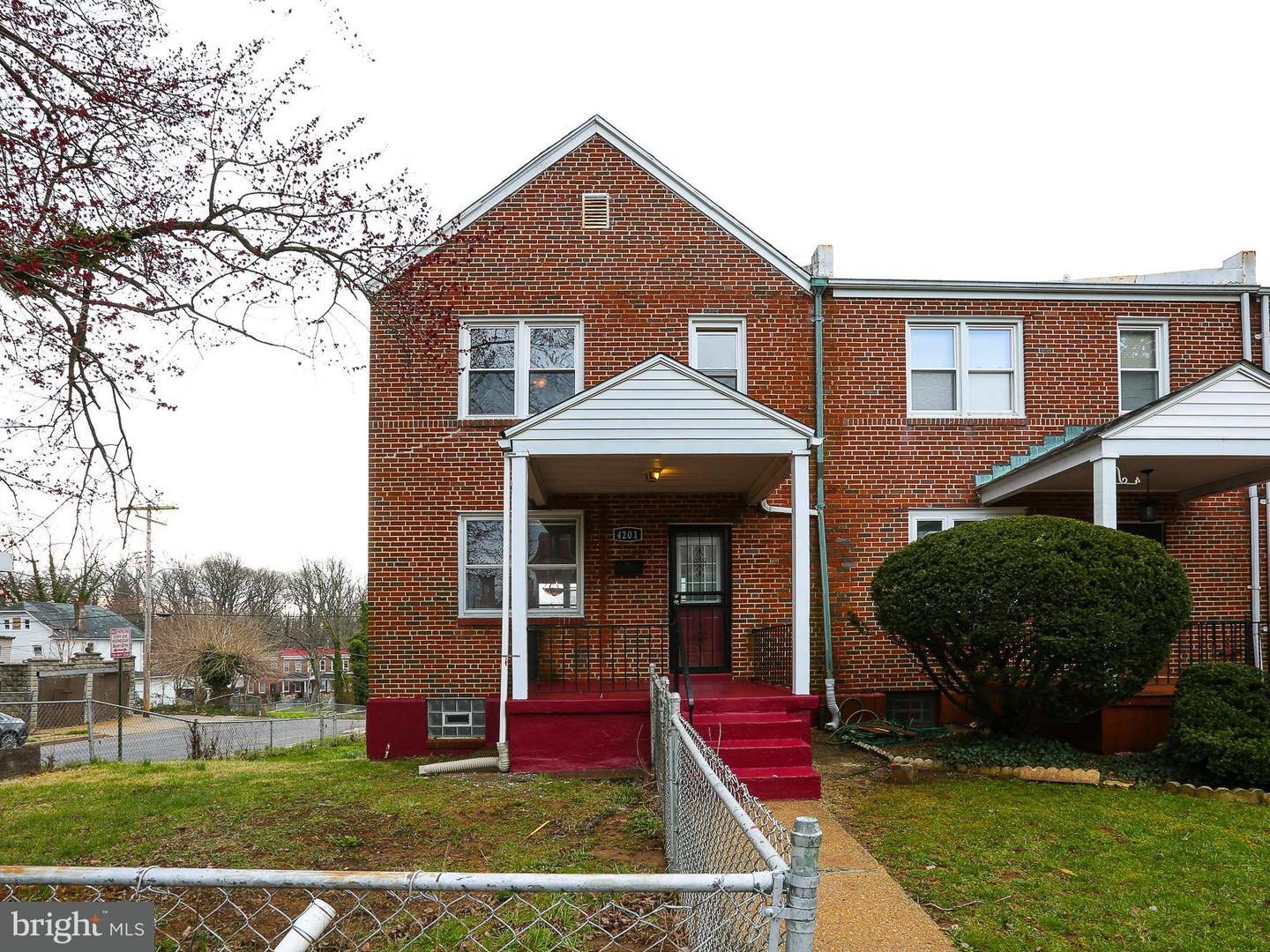 Other Residential for Rent at 4201 Norfolk Ave Baltimore, Maryland 21216 United States