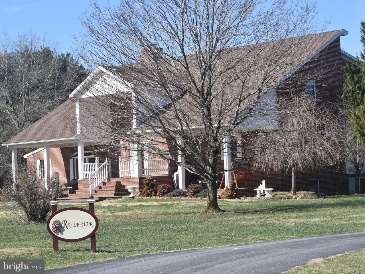 단독 가정 주택 용 매매 에 670 S Fork Road 670 S Fork Road Luray, 버지니아 22835 미국