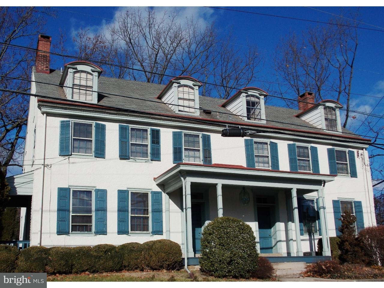 Single Family Home for Rent at 4692 YORK Road Doylestown, Pennsylvania 18902 United States