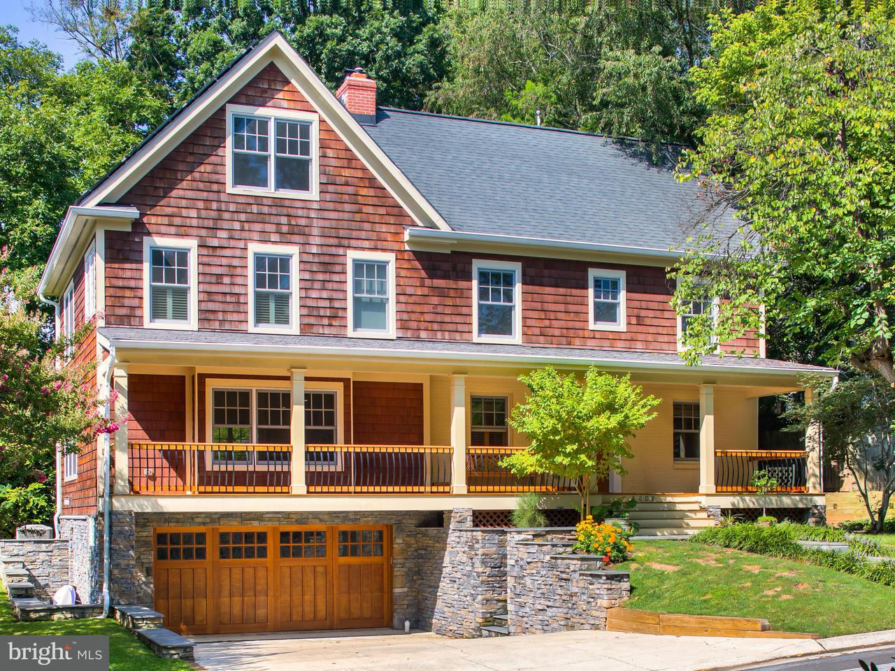 Single Family Home for Sale at 6808 Brennon Lane 6808 Brennon Lane Chevy Chase, Maryland 20815 United States