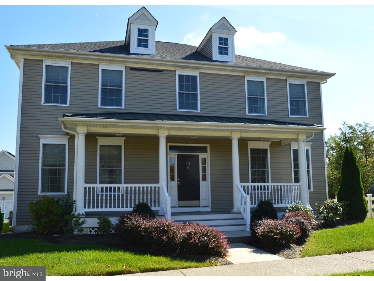 단독 가정 주택 용 매매 에 112 PRESERVATION BLVD Chesterfield, 뉴저지 08515 미국에서/약: Chesterfield Township
