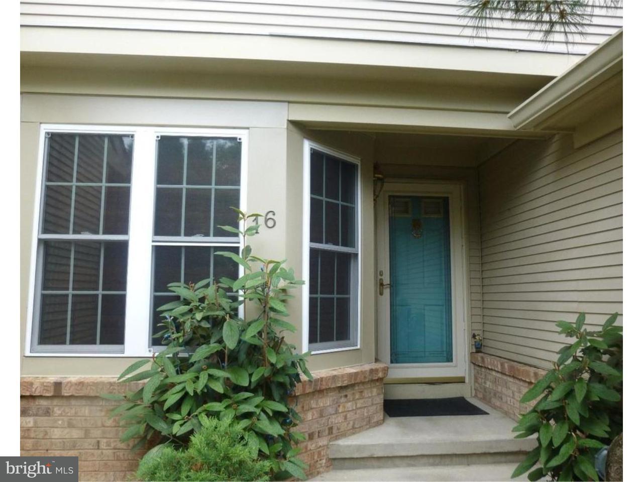 Maison unifamiliale pour l à louer à 16 BENJAMIN RUSH Lane Princeton, New Jersey 08540 États-UnisDans/Autour: Princeton