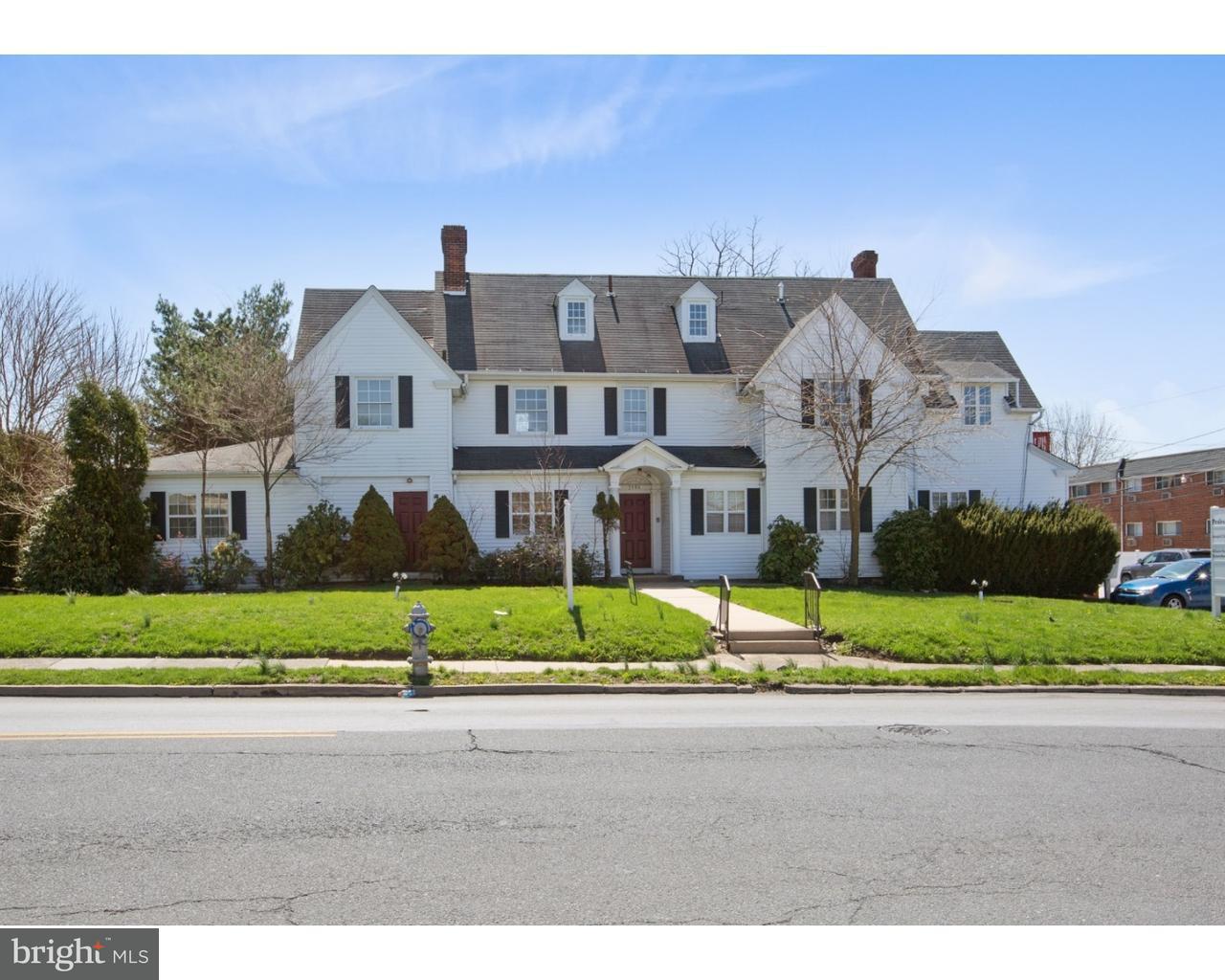 Single Family Home for Sale at 3400 GARRETT Road Drexel Hill, Pennsylvania 19026 United States
