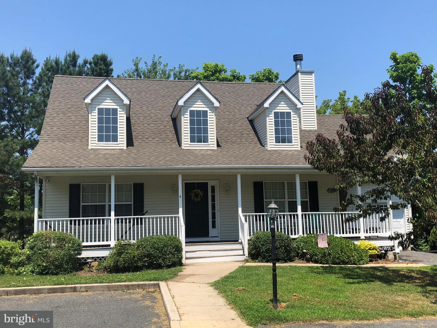 Other Residential for Rent at 921d Talbot St #d St. Michaels, Maryland 21663 United States