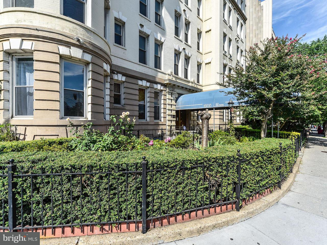 Condominium for Sale at 1300 Massachusetts Ave NW #306 Washington, District Of Columbia 20005 United States
