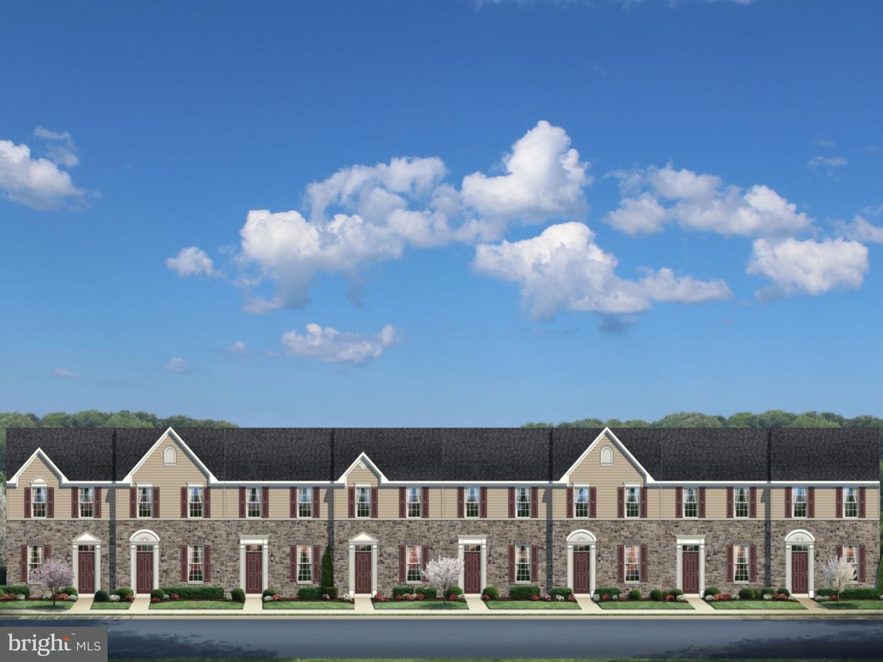 Casa unifamiliar adosada (Townhouse) por un Venta en 73 BENFORD Lane Edgewater Park, Nueva Jersey 08010 Estados Unidos