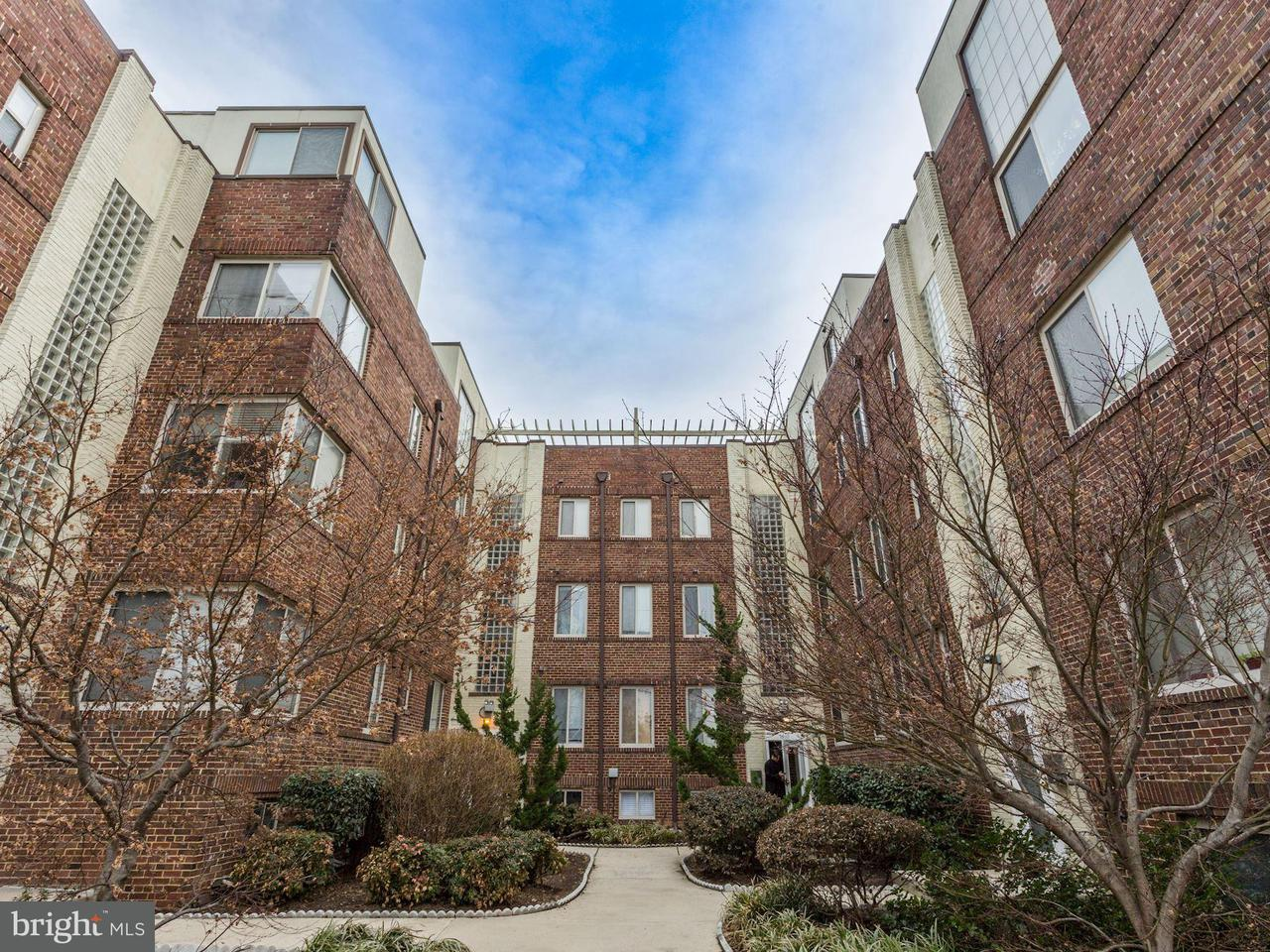 Condominium for Sale at 5403 9th St NW #104 Washington, District Of Columbia 20011 United States
