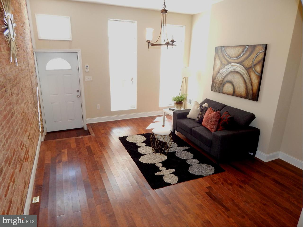 Single Family for Sale at 1718 Bond St N Baltimore, Maryland 21213 United States