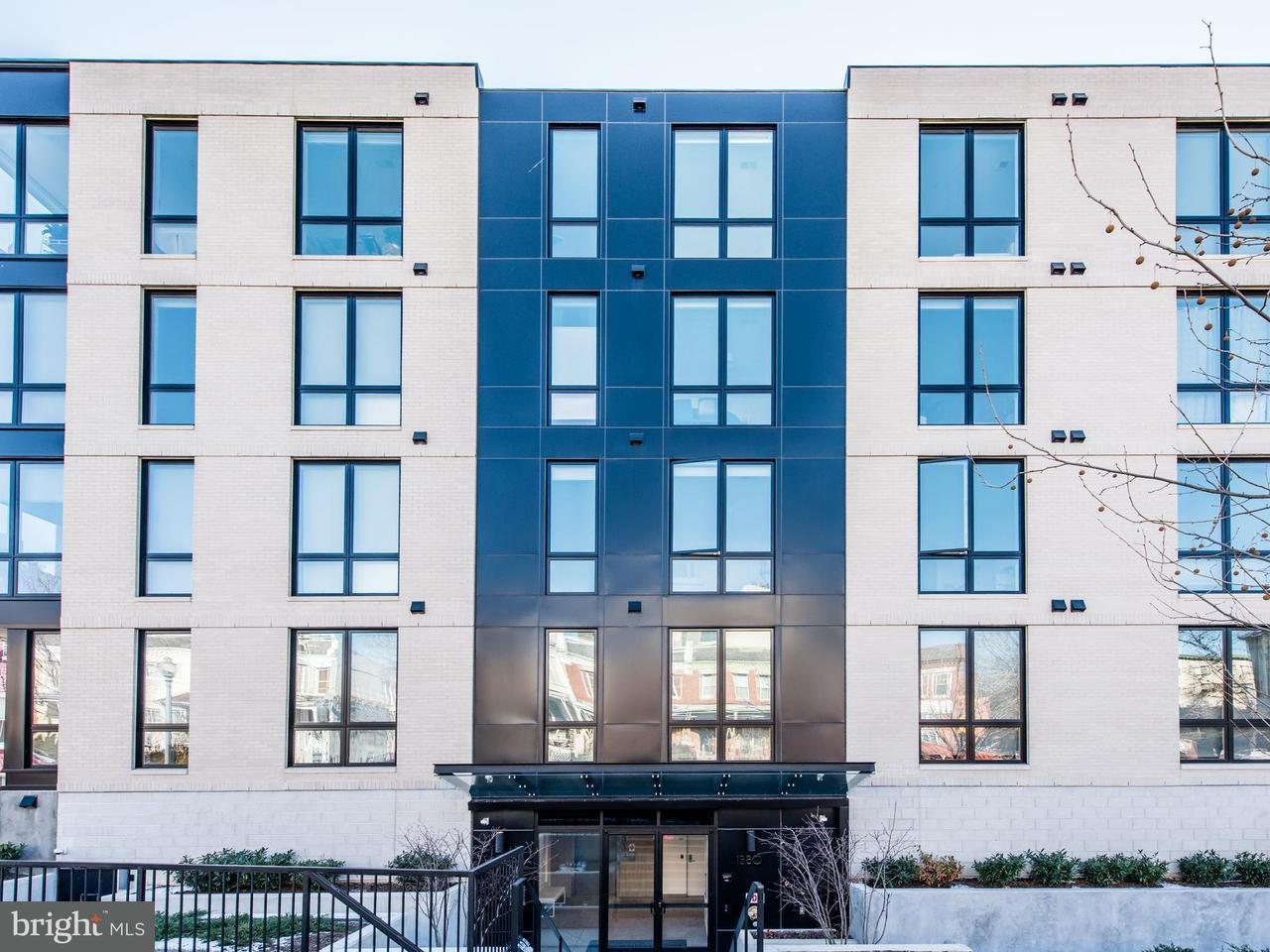Condominium for Sale at 1380 Quincy St NW #3-E Washington, District Of Columbia 20011 United States