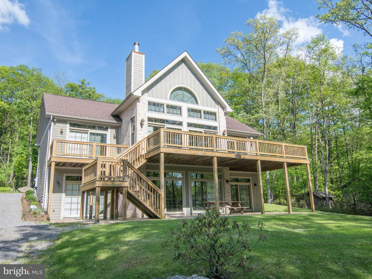 Single Family for Sale at 2710 State Park Rd Swanton, Maryland 21561 United States