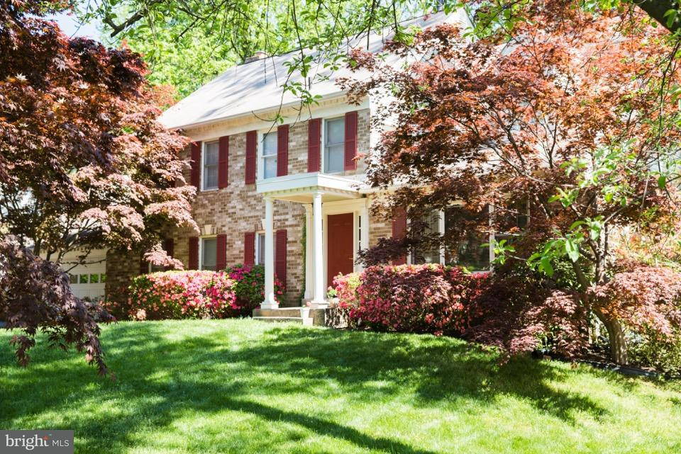Falls Church Homes for Sale -  Central Vacuum,  7214  HYDE ROAD