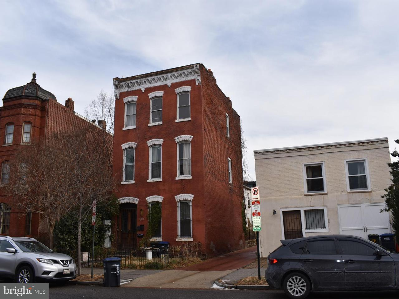 Single Family for Sale at 1407 10th St NW Washington, District Of Columbia 20001 United States
