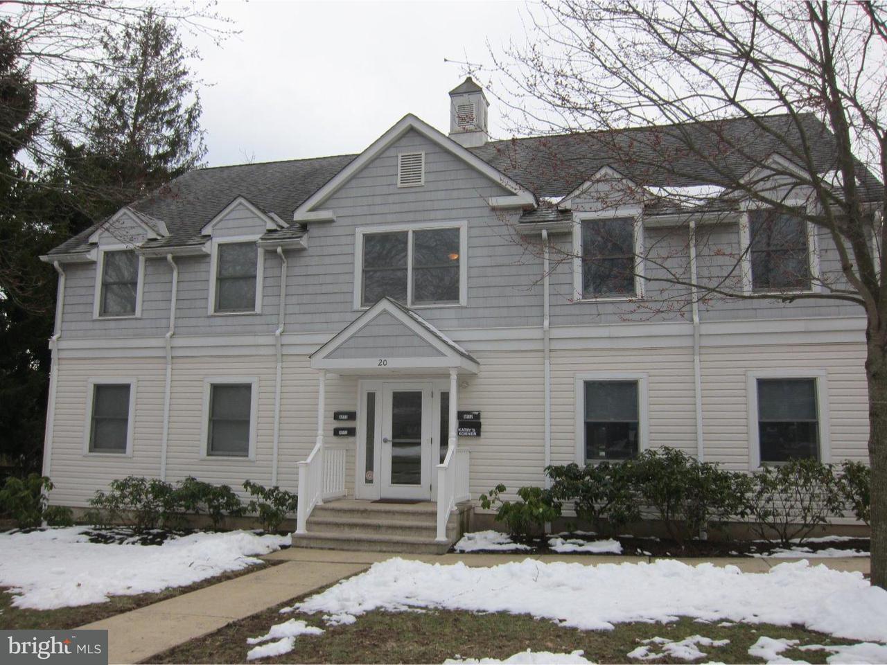 Single Family Home for Rent at 20 W FRANKLIN Avenue Pennington, New Jersey 08534 United StatesMunicipality: Pennington Borough