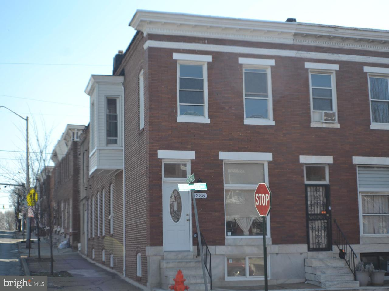 Single Family for Sale at 235 Kenwood Ave Baltimore, Maryland 21224 United States