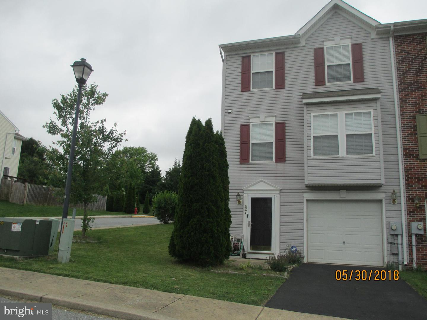 Other Residential for Rent at 67 Dunlap Dr Charles Town, West Virginia 25414 United States