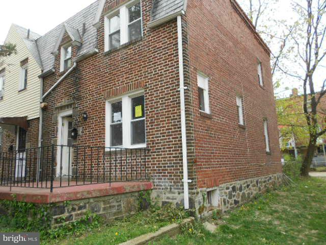 Single Family for Sale at 20 Rosedale St N Baltimore, Maryland 21229 United States