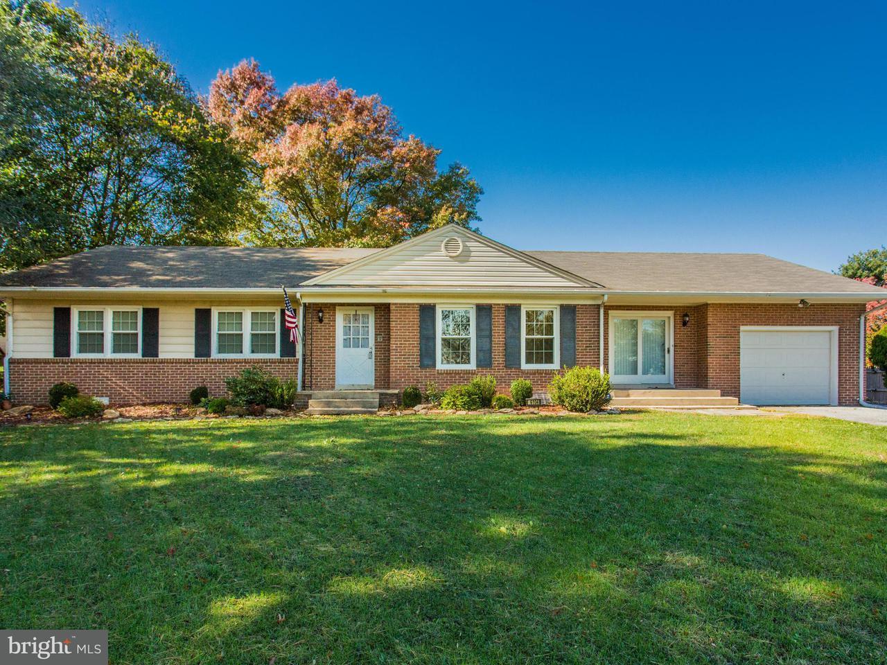 Casa Unifamiliar por un Venta en 26104 Cornor Drive 26104 Cornor Drive Damascus, Maryland 20872 Estados Unidos