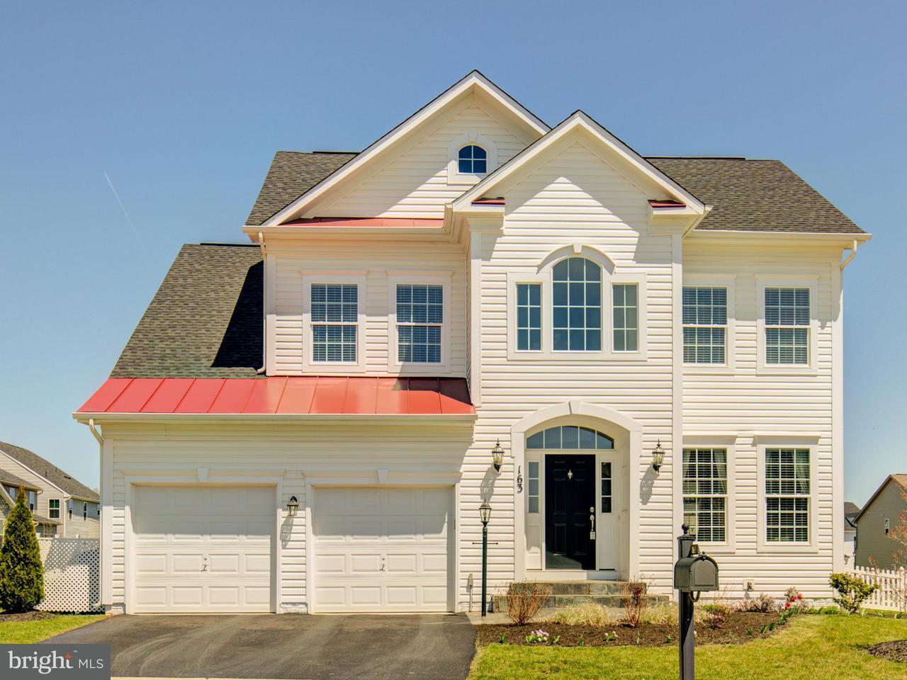 獨棟家庭住宅 為 出售 在 163 Blackford Drive 163 Blackford Drive Stephenson, 弗吉尼亞州 22656 美國