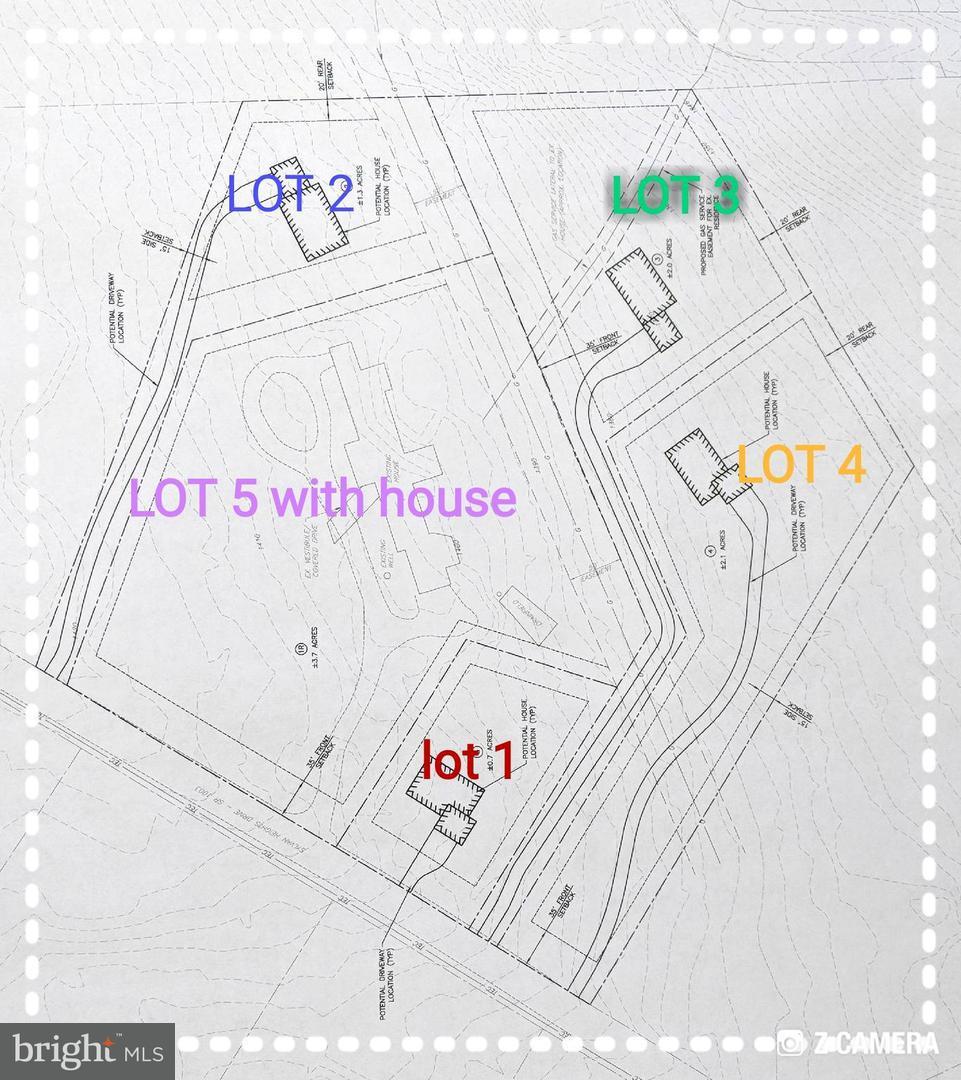 Land for Sale at 3532lot 1 Sylvan Heights Dr Hollidaysburg, Pennsylvania 16648 United States