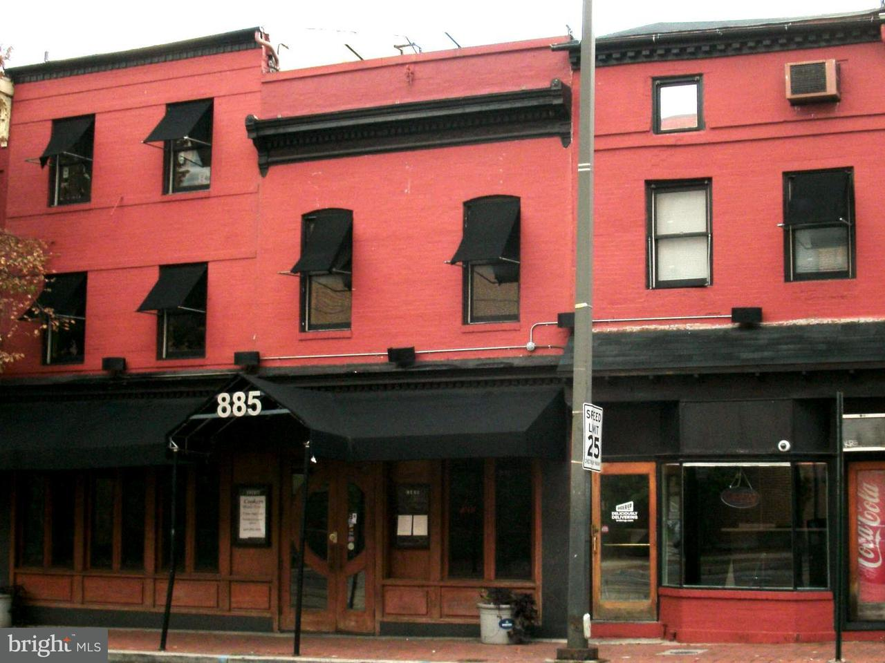 Commercial for Sale at 885 Howard St Baltimore, Maryland 21201 United States