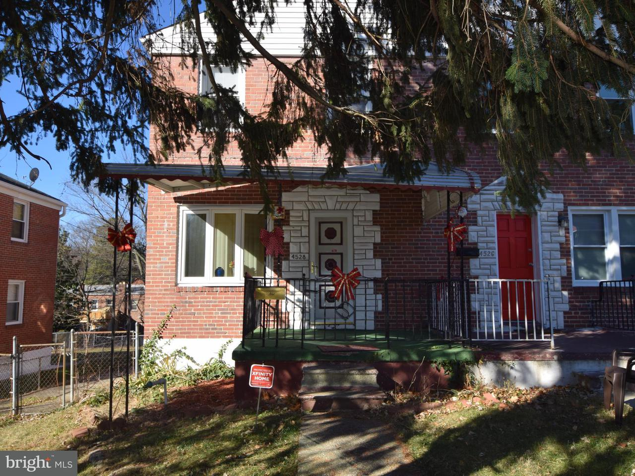 Single Family for Sale at 4528 Manorview Rd Baltimore, Maryland 21229 United States