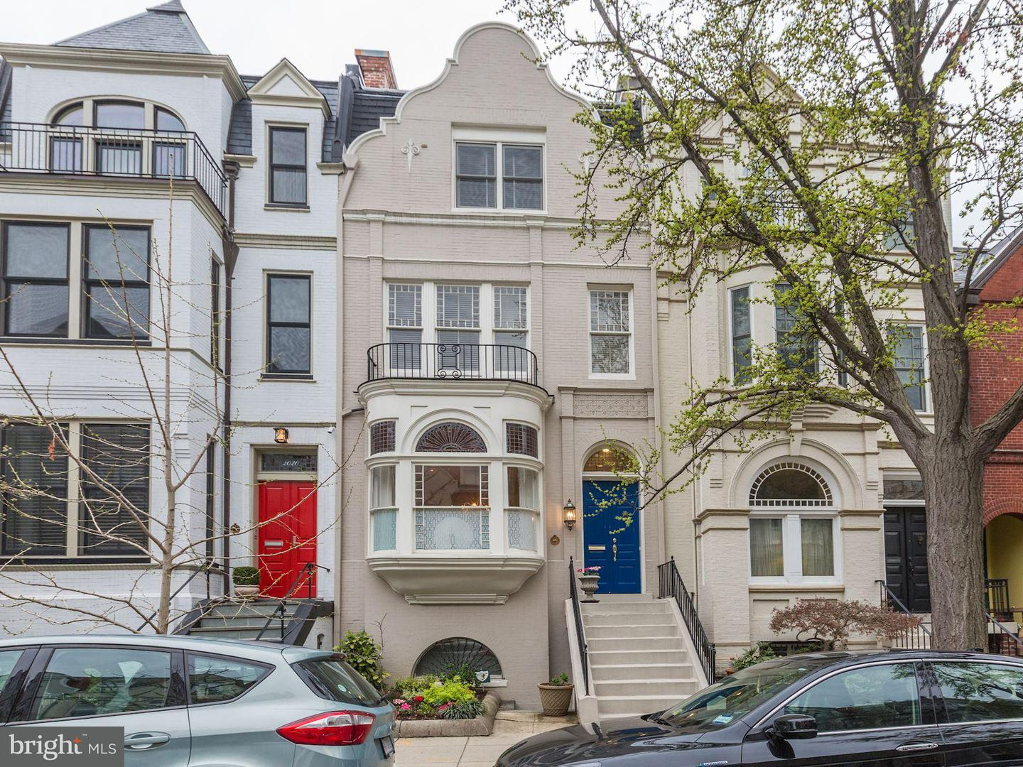 Other Residential for Rent at 2022 Hillyer Pl NW Washington, District Of Columbia 20009 United States