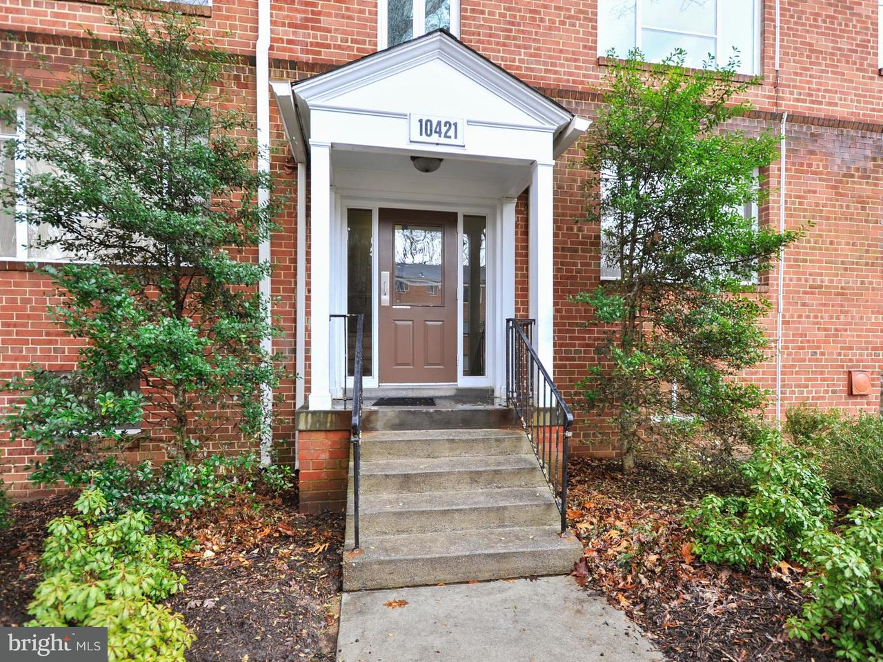 Condominium for Sale at 10421 Montrose Ave #m-2 Bethesda, Maryland 20814 United States