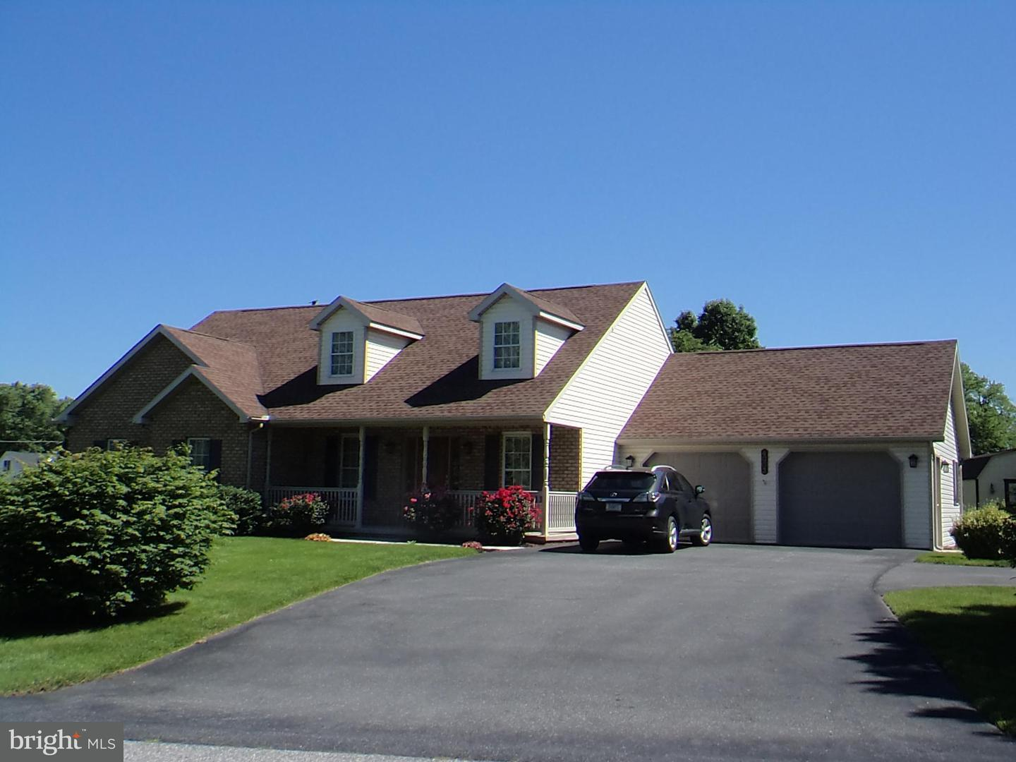 Single Family for Sale at 4003 Harmony Rd Greencastle, Pennsylvania 17225 United States