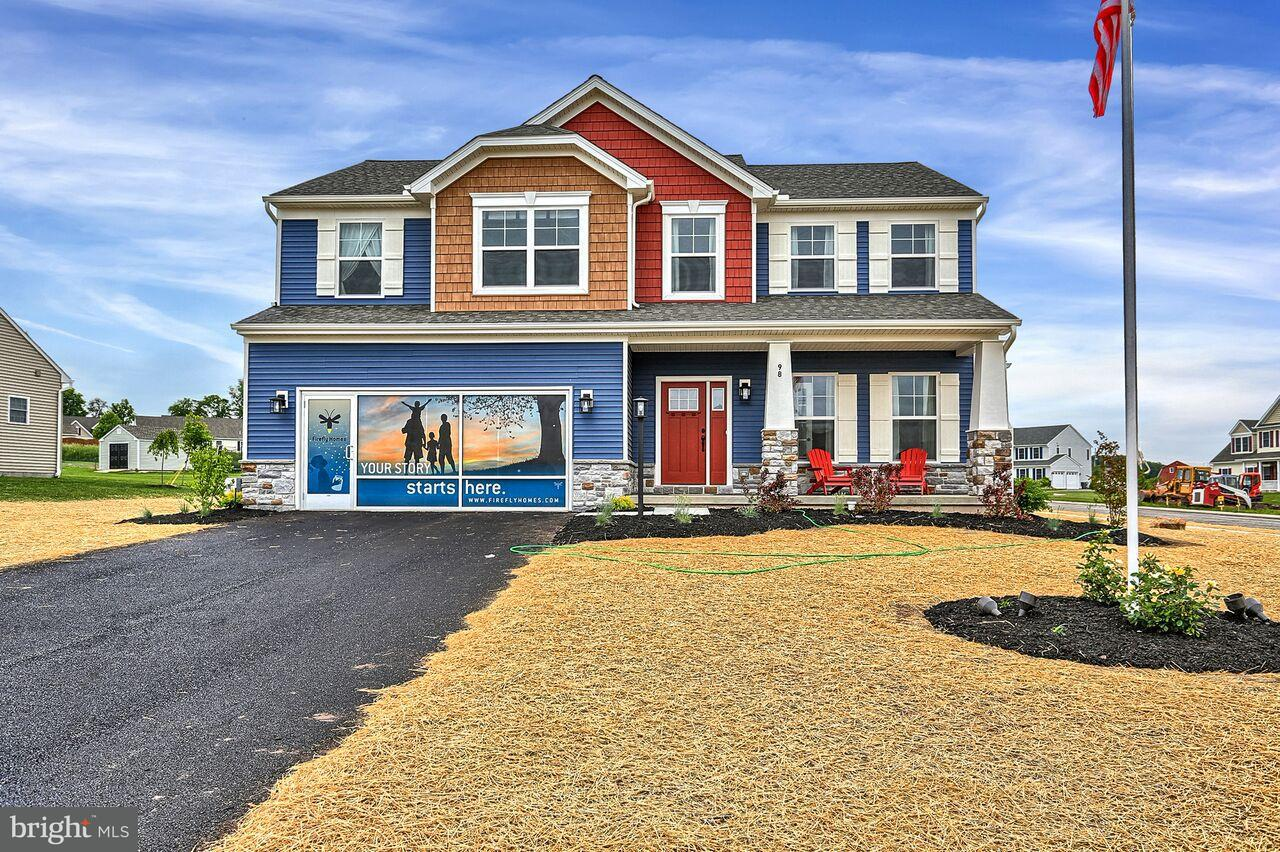 Single Family for Sale at 91 Amber Vw East Berlin, Pennsylvania 17316 United States