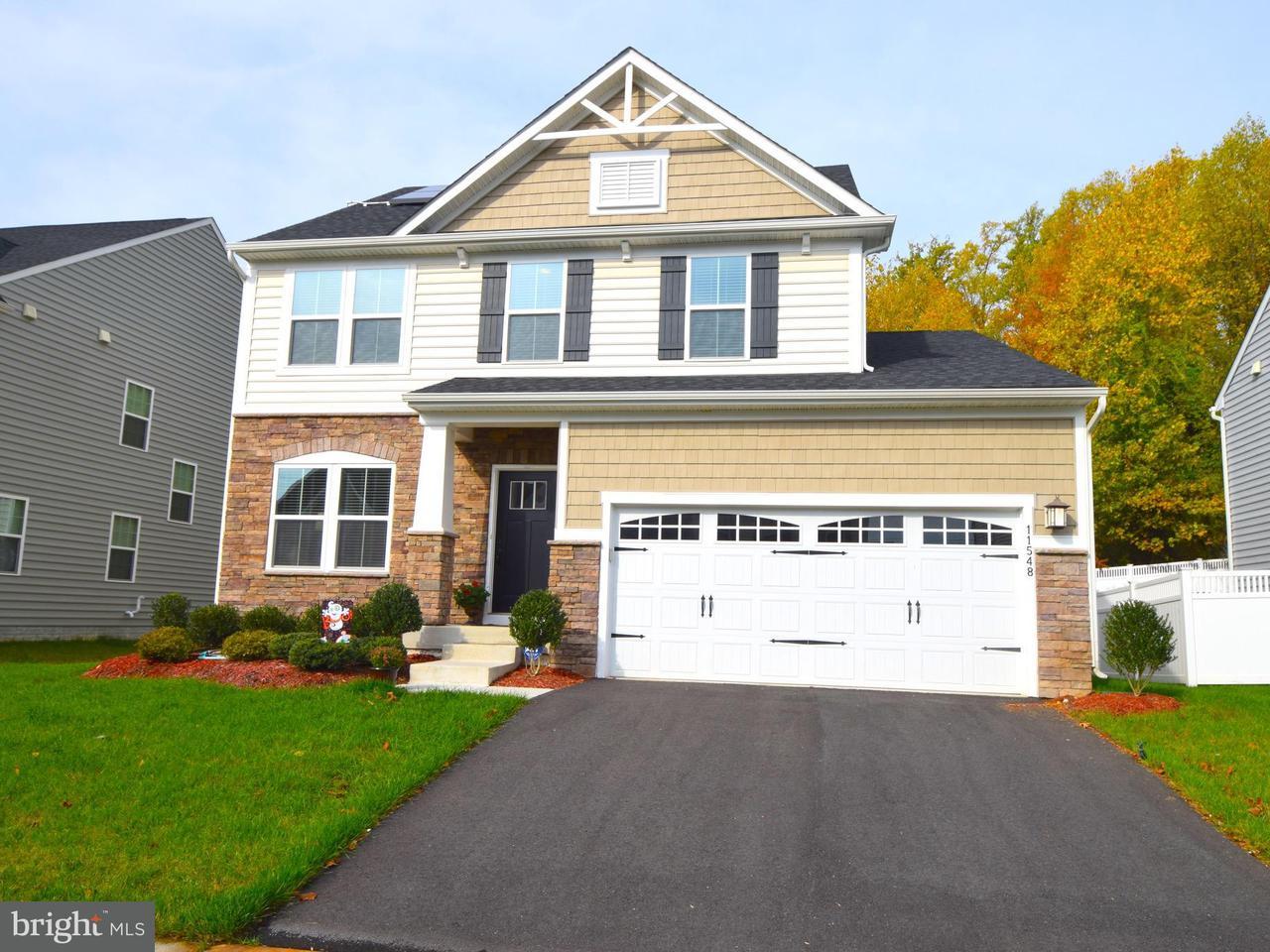 Частный односемейный дом для того Продажа на 11548 Autumn Terrace Drive 11548 Autumn Terrace Drive White Marsh, Мэриленд 21162 Соединенные Штаты