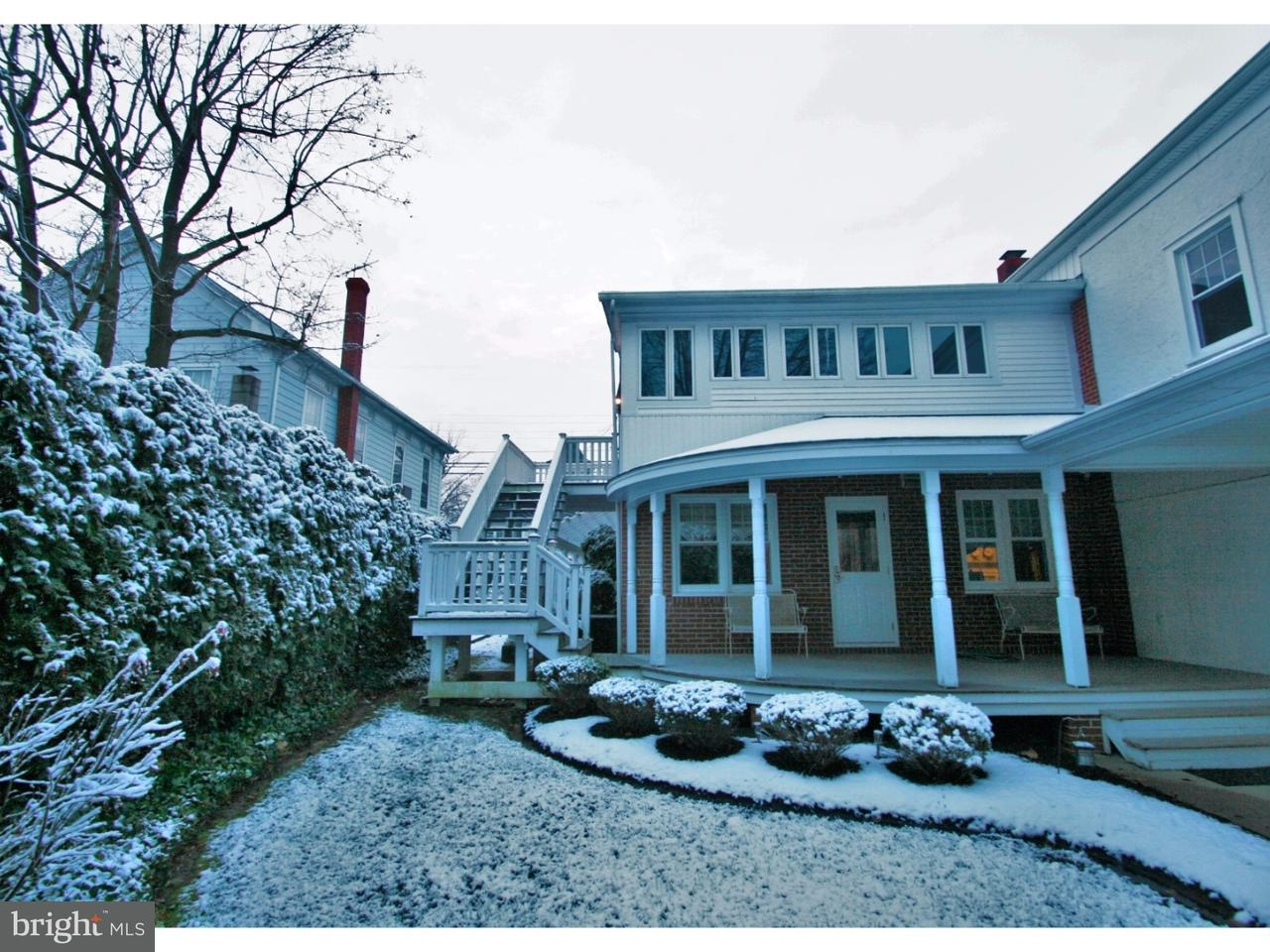 Enfamiljshus för Hyra vid 111 S MAIN Street Elmer, New Jersey 08318 Usa
