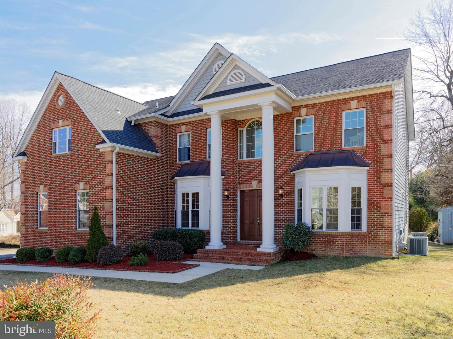 Photo of home for sale at 3600 John Court, Annandale VA