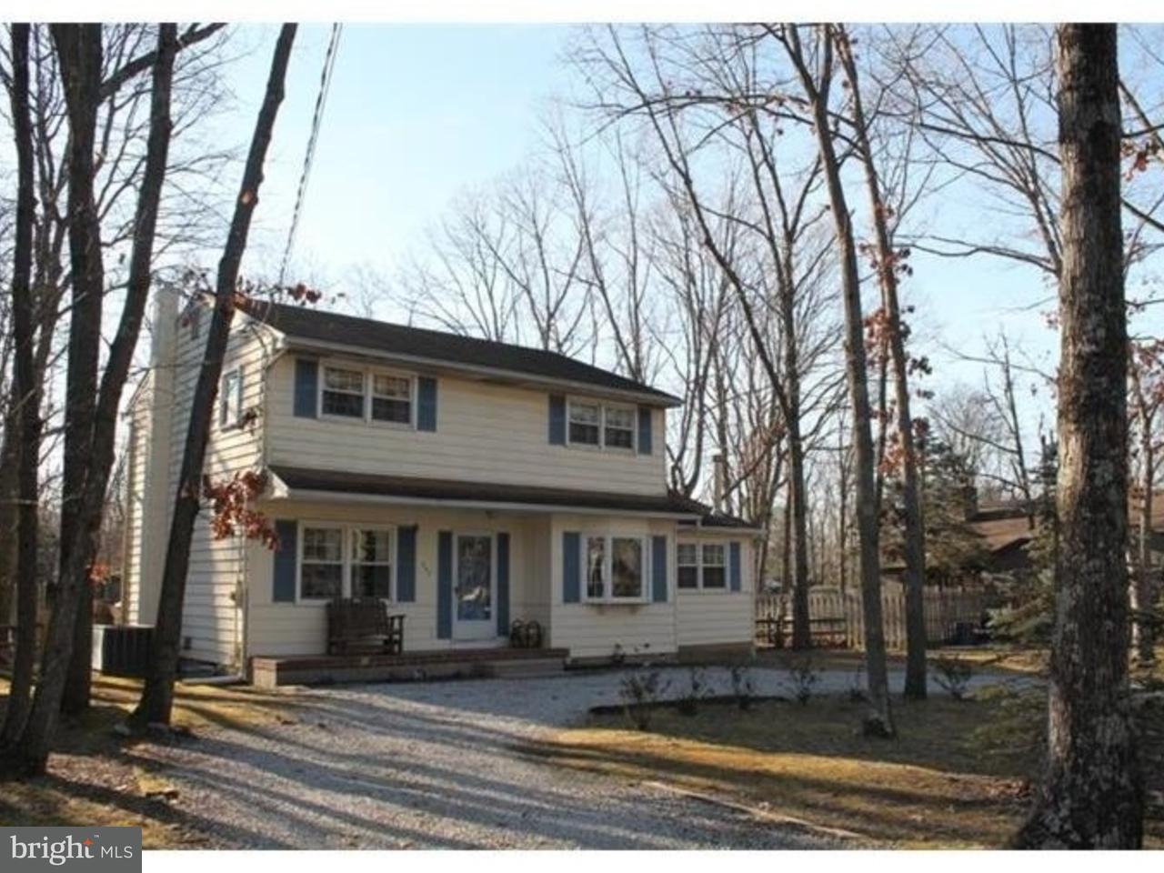 Casa Unifamiliar por un Venta en 207 DOGWOOD Road Evesham, Nueva Jersey 08053 Estados Unidos