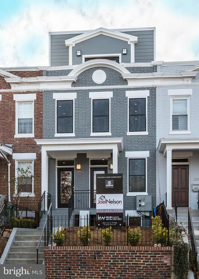 Single Family for Sale at 336 15th St NE #2 Washington, District Of Columbia 20002 United States