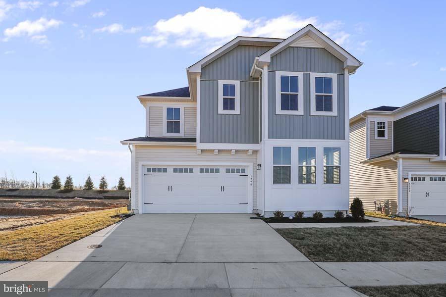 獨棟家庭住宅 為 出售 在 1290 Spanish Oak Way 1290 Spanish Oak Way Odenton, 馬里蘭州 21113 美國