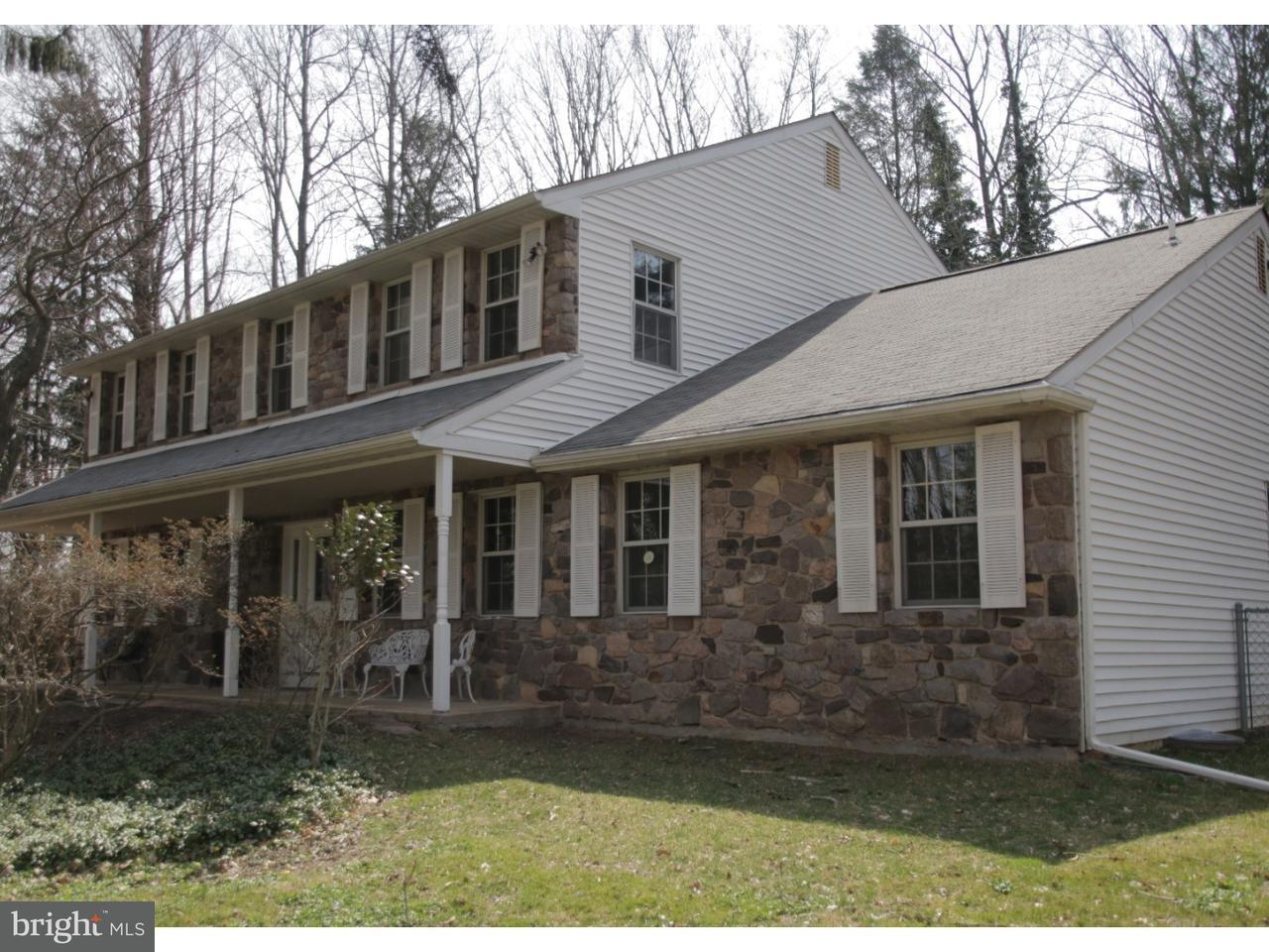 一戸建て のために 売買 アット 588 PULINSKI Road Warminster, ペンシルベニア 18974 アメリカ合衆国