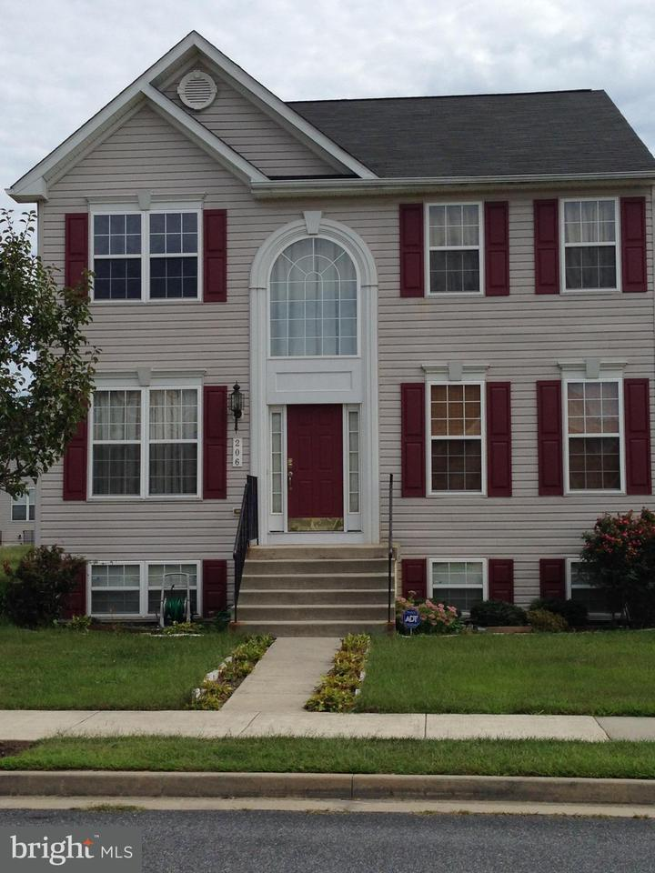 Single Family for Sale at 206 Tubman Dr Easton, Maryland 21601 United States