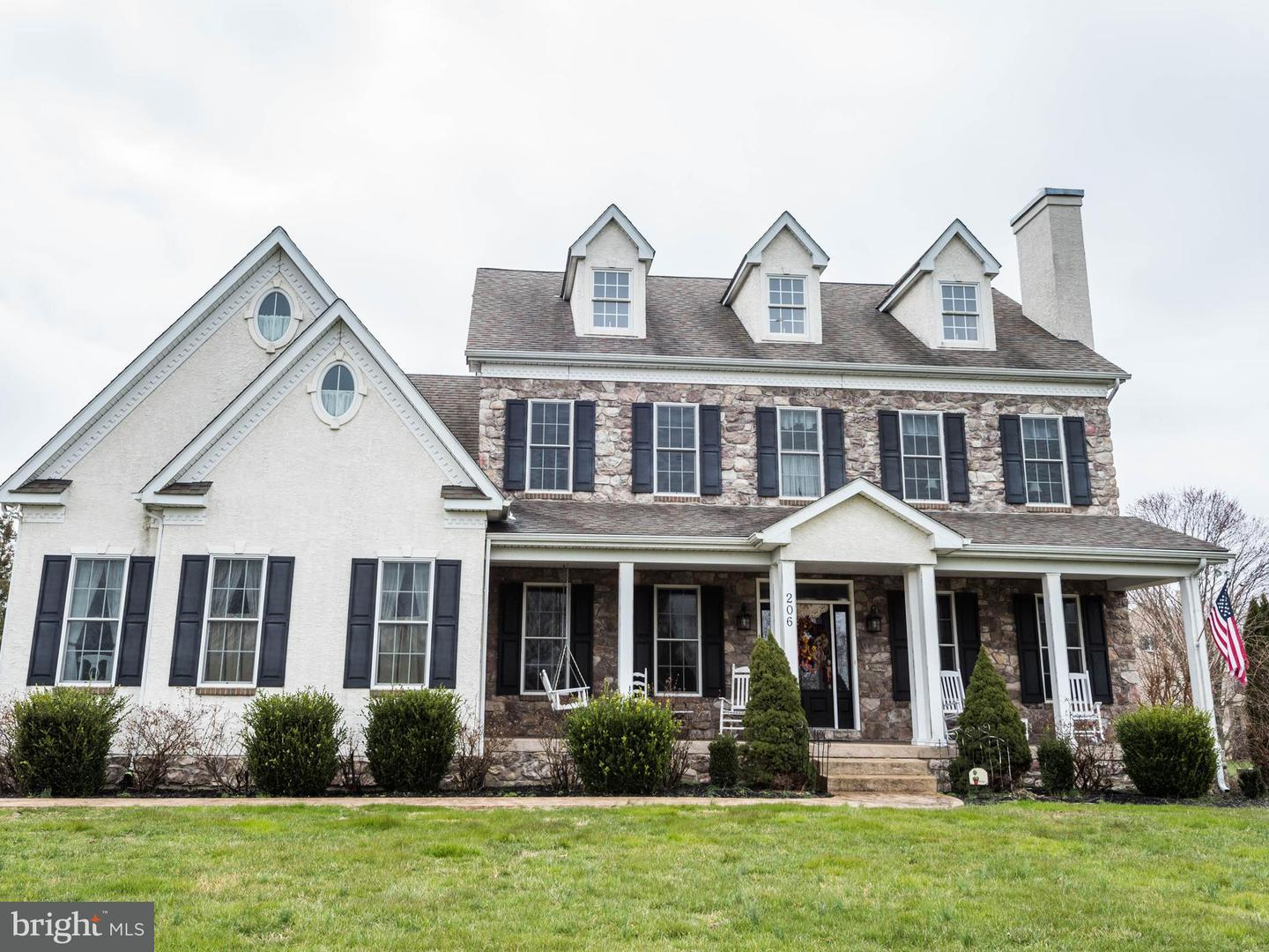 Single Family for Sale at 206 Bohemia Church Rd Warwick, Maryland 21912 United States