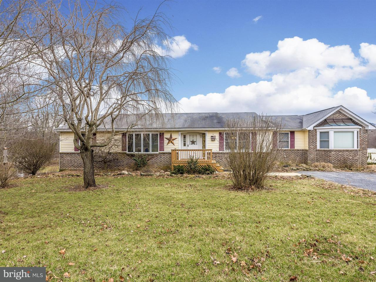 단독 가정 주택 용 매매 에 12461 Stottlemyer Road 12461 Stottlemyer Road Myersville, 메릴랜드 21773 미국