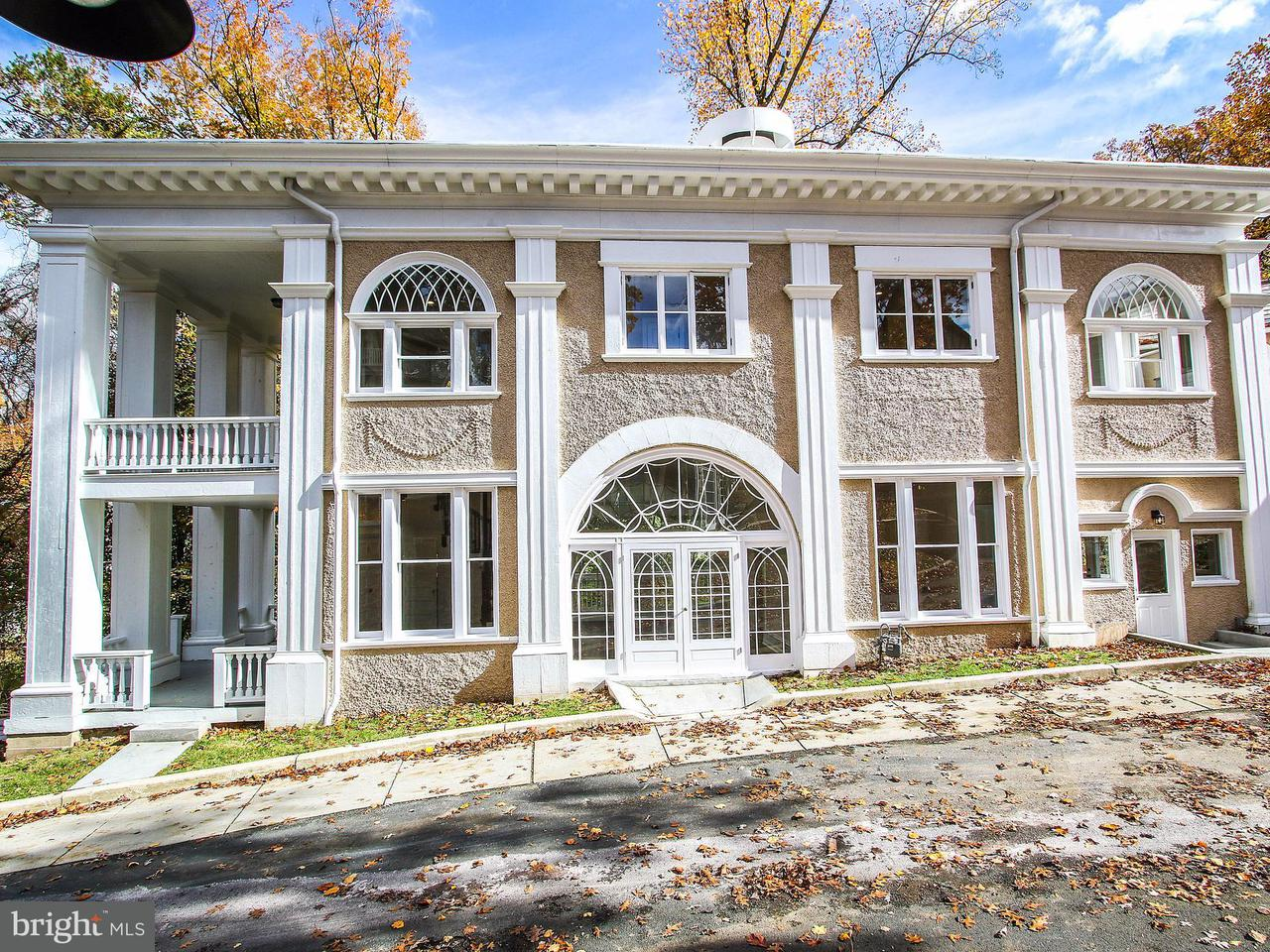 Single Family Home for Sale at 21 Dewitt Court 21 Dewitt Court Silver Spring, Maryland 20910 United States