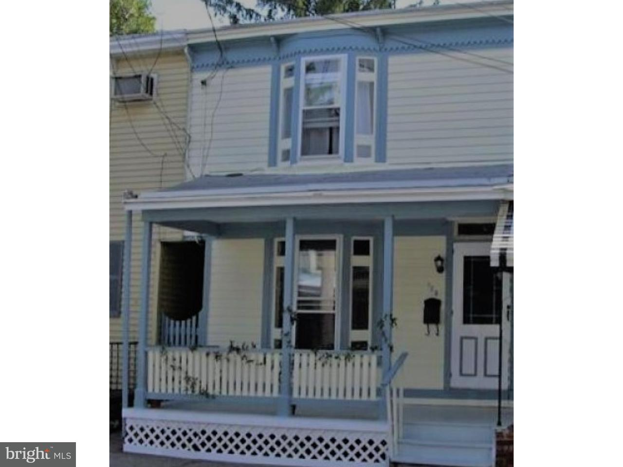 Townhouse for Rent at 108 CLINTON Street Lambertville, New Jersey 08530 United StatesMunicipality: Lambertville