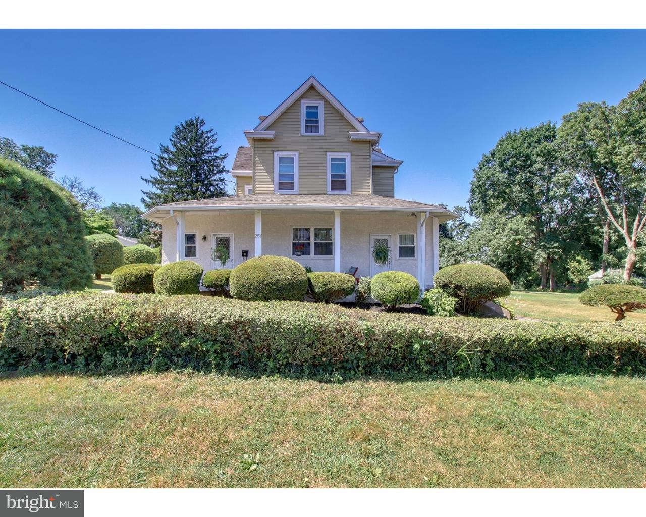 Single Family Home for Sale at 251 DAVIS Avenue Clifton Heights, Pennsylvania 19018 United States