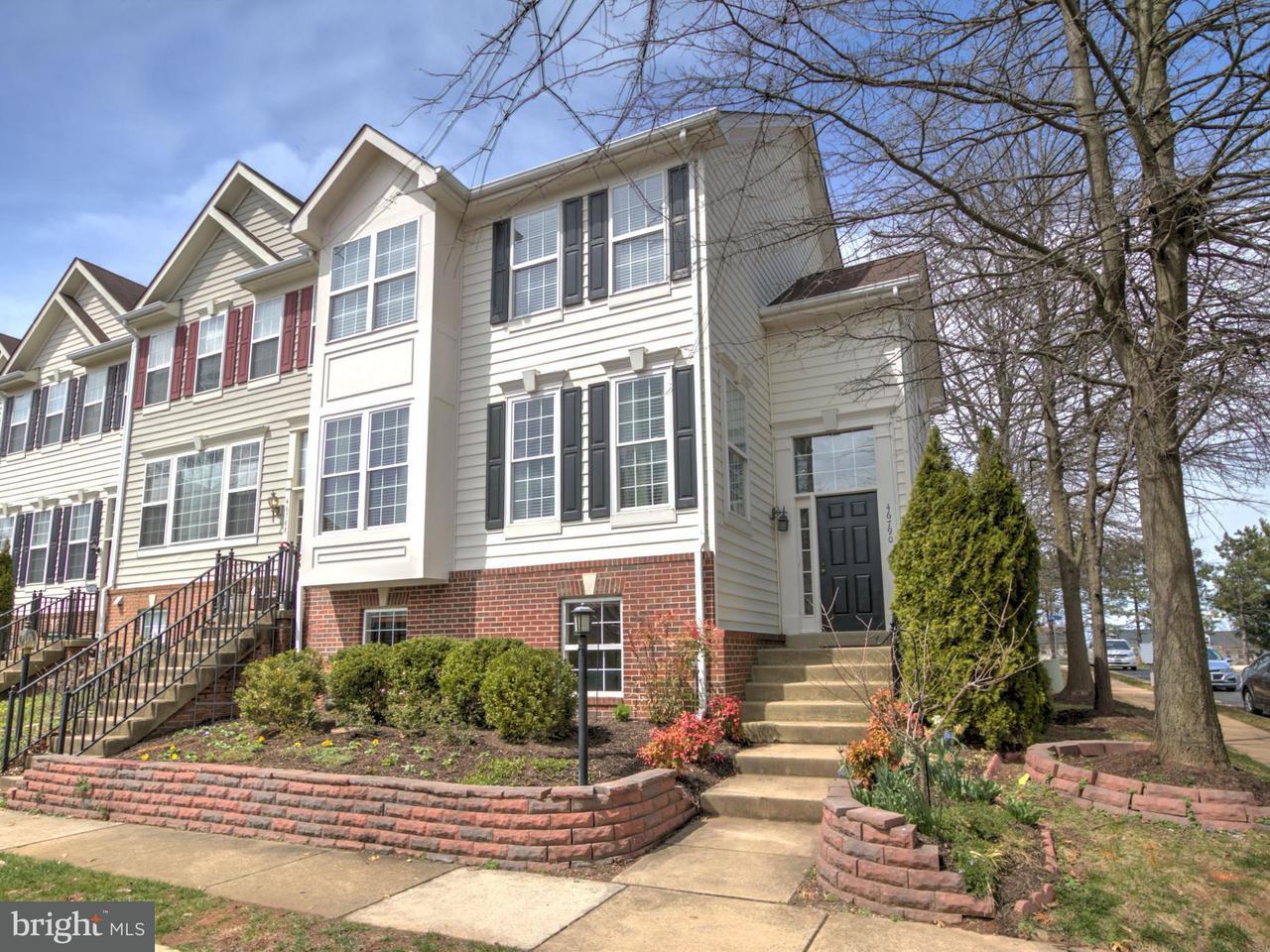 獨棟家庭住宅 為 出售 在 46790 Manchester Ter 46790 Manchester Ter Potomac Falls, 弗吉尼亞州 20165 美國