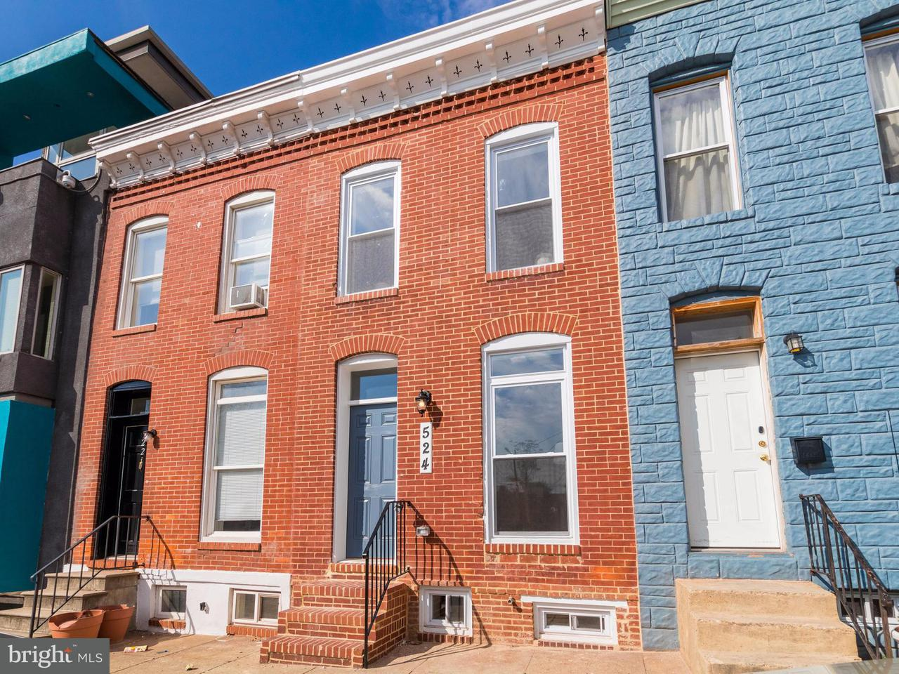 Other Residential for Rent at 524 Castle St N Baltimore, Maryland 21205 United States