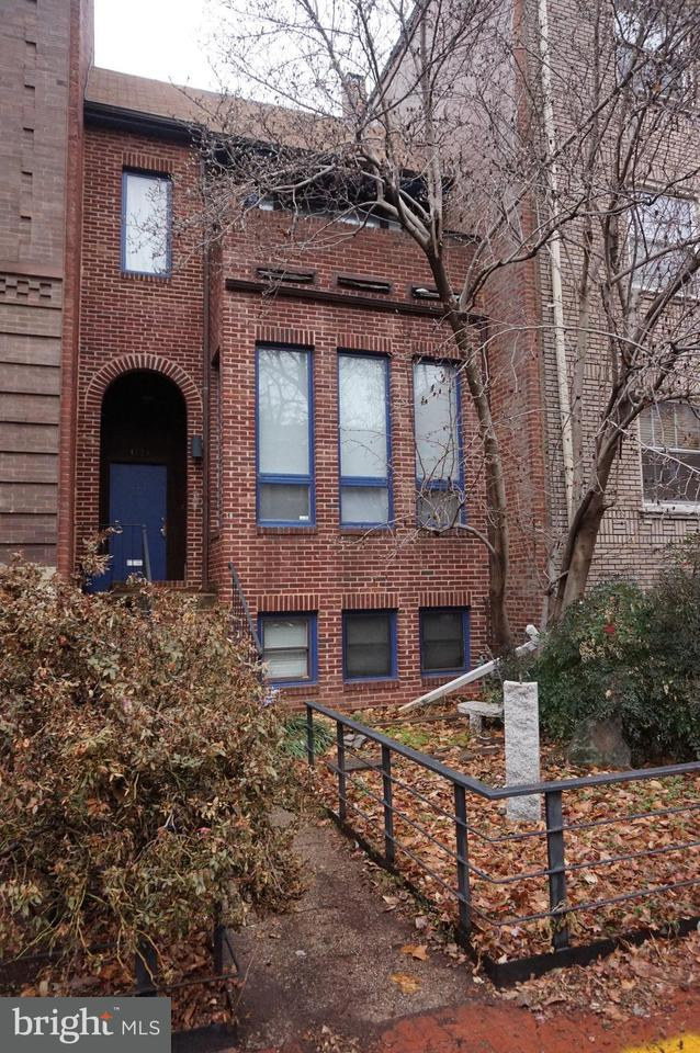 Single Family for Sale at 1729 T St NW Washington, District Of Columbia 20009 United States