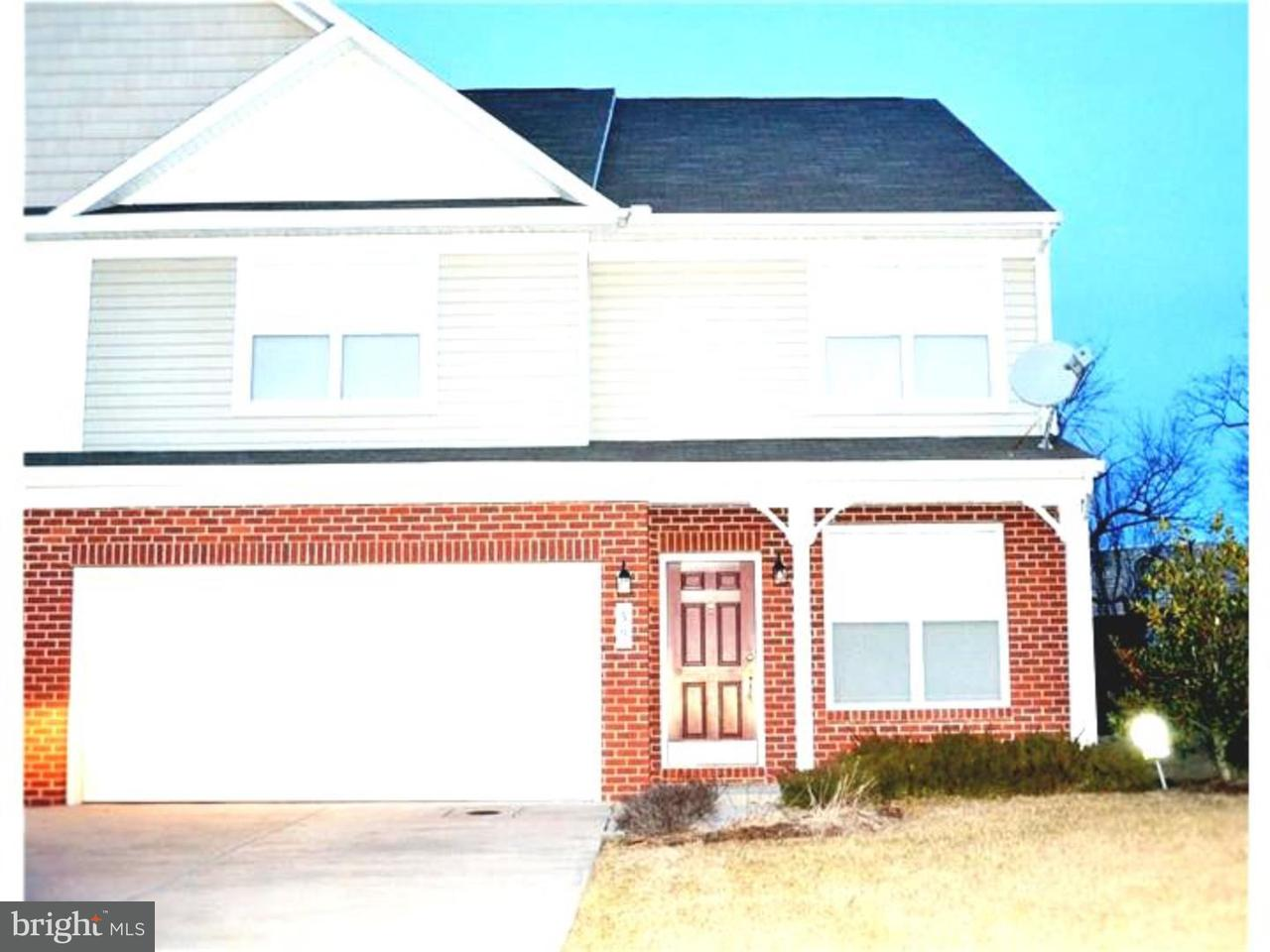 Duplex for Rent at 59 MER WAY Dover, Delaware 19901 United States