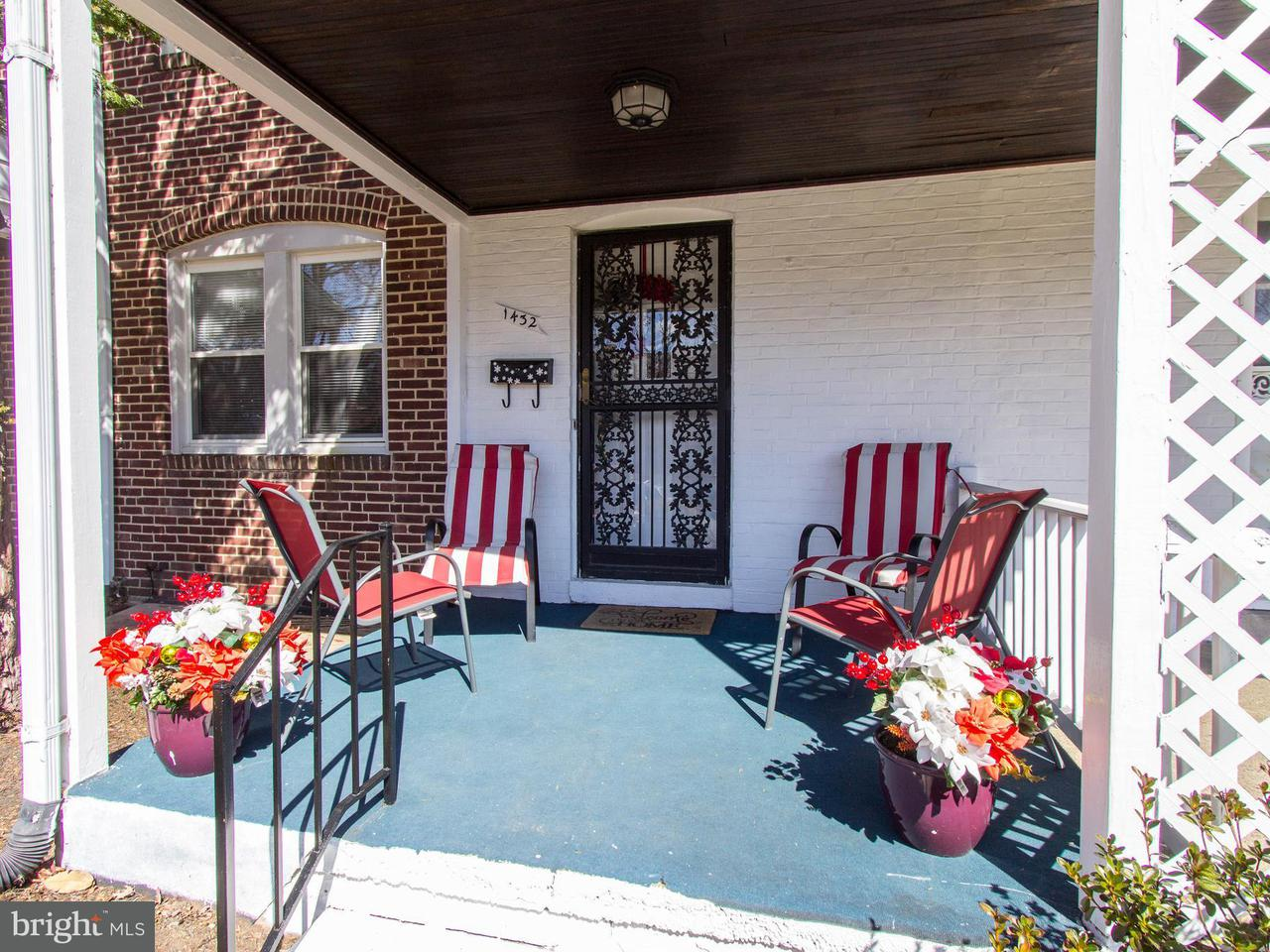 Single Family for Sale at 1432 Winston Ave Baltimore, Maryland 21239 United States