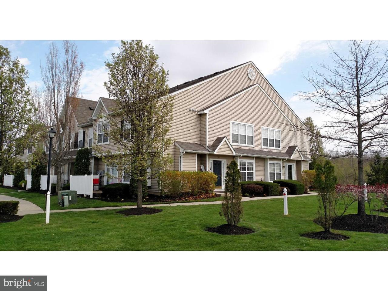 Casa unifamiliar adosada (Townhouse) por un Alquiler en 7405 BALTIMORE Drive Evesham Twp, Nueva Jersey 08053 Estados Unidos