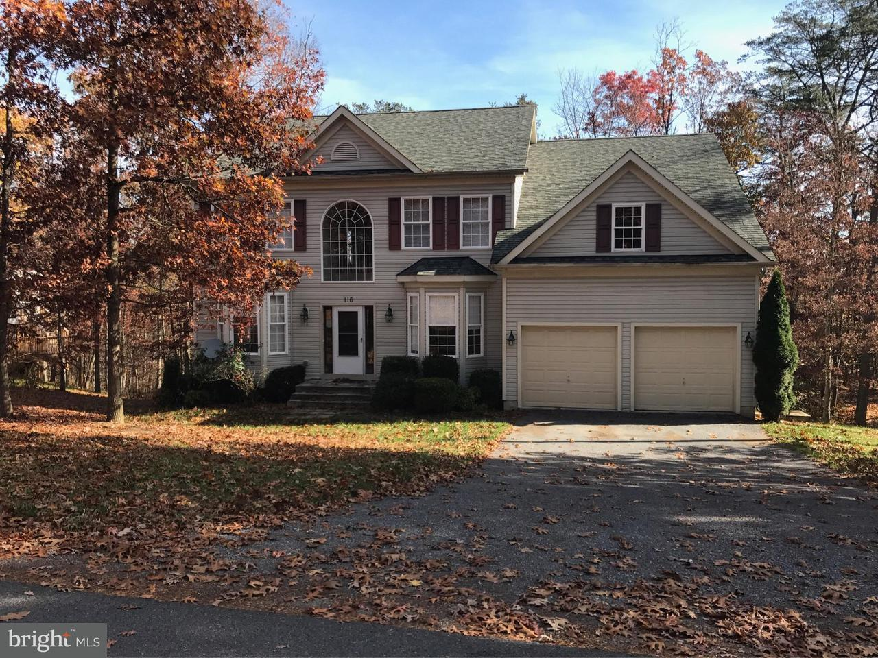 Other Residential for Rent at 116 Country Club Dr Cross Junction, Virginia 22625 United States